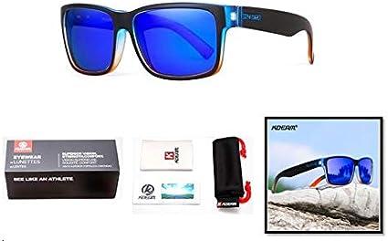 KD505-C4 Gafas de Sol Polarizadas Hombre y Mujer. 100% de protección. Ciclismo, pesca, senderismo, surf, esqui, snow, senderismo, playa, montaña, deporte.