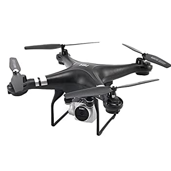 RC Helicopter, RC Drone with HD Camera 170 Degree Wide Angle Lens,Wi-Fi FPV Live Quadcopter, Helicopter Hover, 2.4GHz 6-Gyro with Headless Mode – 360 Degree flip, Easy Operation