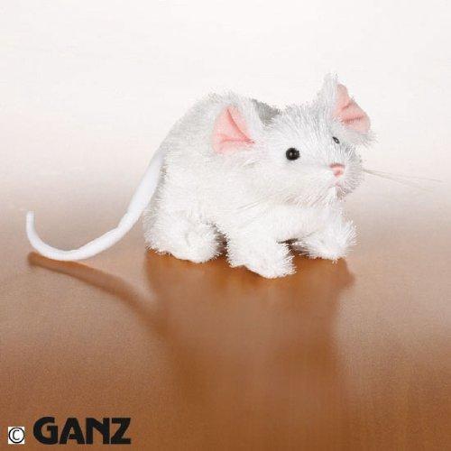 Webkinz Lil'kinz White Mouse