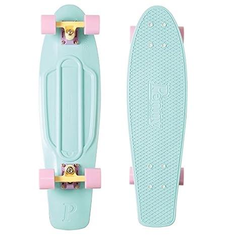 Penny Nickel Complete Skateboard by Amazon