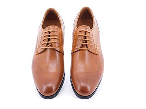 Martinelli Arsenal 373-0408PYX - Zapato de vestir con cordones para hombre Marrón