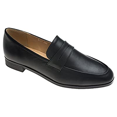 AnnaKastle Womens Classic Penny Loafer Flat Slip-On Shoes