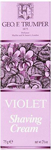 Geo F. Trumper Violet Soft Shaving Cream 75 g cream