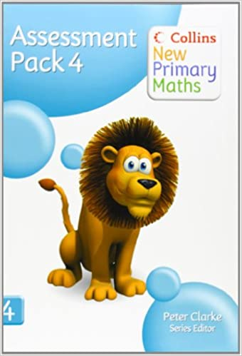 Assessment Pack 4 (Collins New Primary Maths)