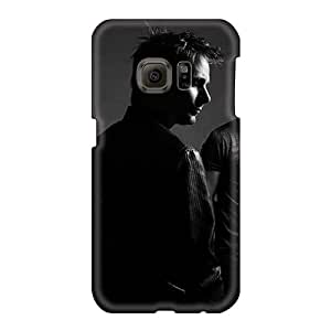 Samsung Galaxy S6 ZrT13818JLYi Custom Nice Muse Band Pictures Anti-Scratch Hard Cell-phone Case -RitaSokul