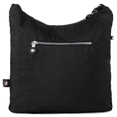 Oakarbo Nylon Multi-Pocket Crossbody Bag - shopreviewz 606c6a0eb88a7