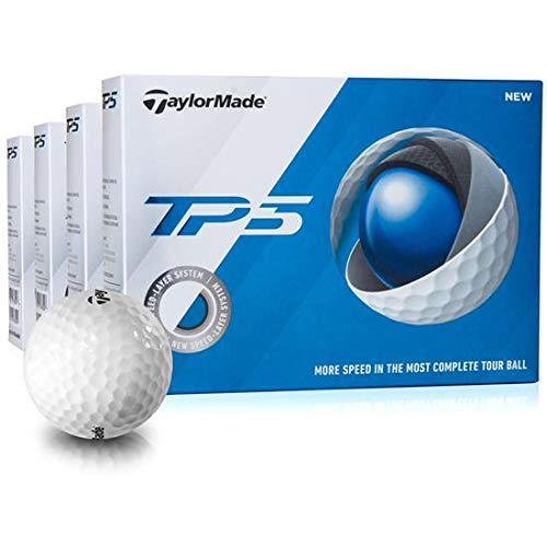 Taylor Made TP5 Golf Balls – Buy 3 DZ Get 1 DZ Free