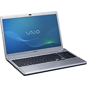 Sony VAIO VPC-F133FX/H 16.4-Inch Laptop (Grey)