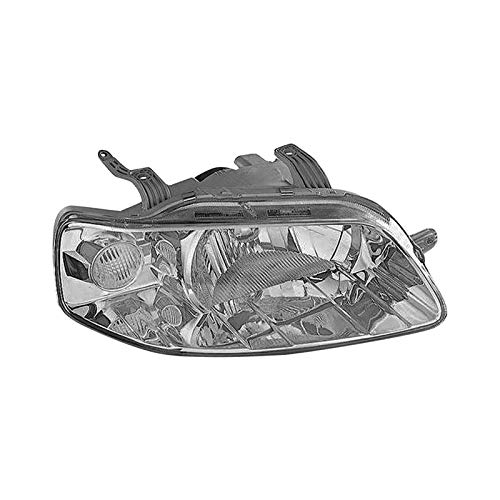 OE Replacement Headlight CHEVROLET AVEO HATCHBACK 2005-2007 Partslink GM2503241