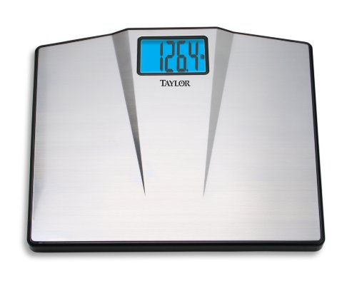 Biggest Loser Scale (Taylor High Capacity Digital Bathroom Scale)