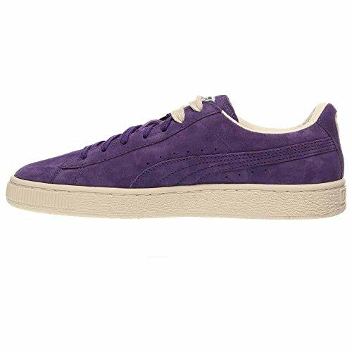 Puma États Été Cooler Pack Hommes Blanc / Selles Baskets Violet
