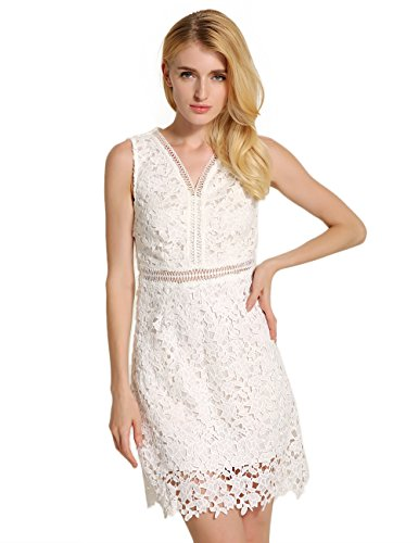 Buy hand crocheted mini dress - 3