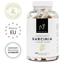 Quemagrasas natural a base de Garcinia Cambogia+L-Carnitina+Té verde.La
