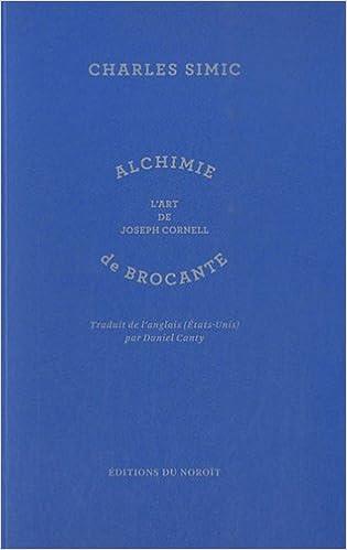Livres gratuits Alchimie de brocante : L'art de Joseph Cornell pdf, epub