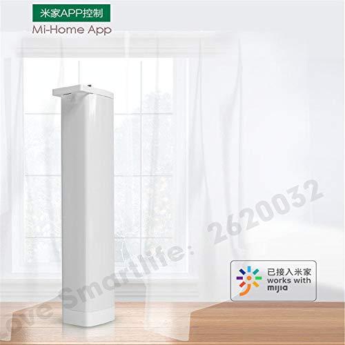 - Chrysanemu Light New Cm82tn Smart Curtain Motor mi-Home App/rf433 +Voice Via Speaker no Need Gateway