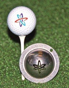 Tin Cup Golf Ball Custom Marker Alignment Tool Models (Nuke It Nuclear) -