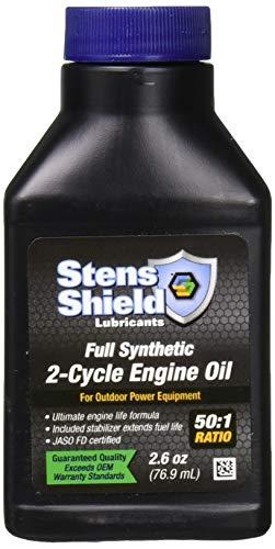 Stens 770-260 2-Cycle Engine Oil, Black