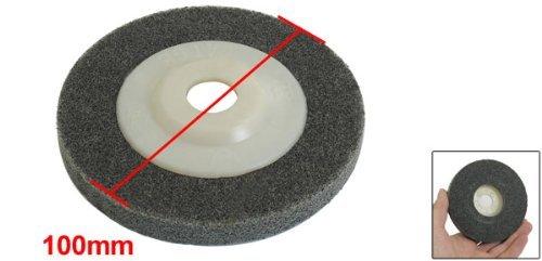 DealMux 4 Outer di/âmetro de fibra polimento roda de lixa Disc Gray White para Metal