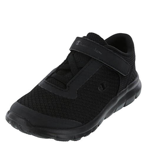 All Black Shoes For Kids - 9