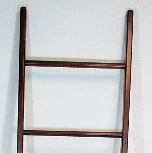 Master Garden Products TRL-60 Teak wood ladder Rack, 60''H