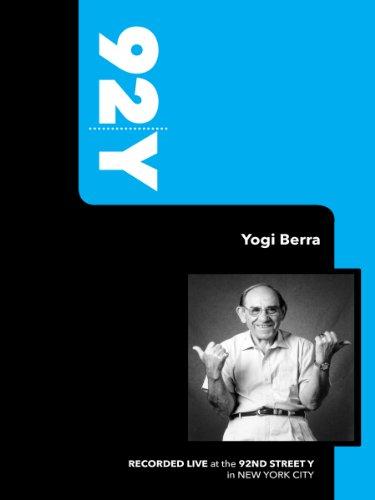 - 92Y-Yogi Berra (June 14, 2001)