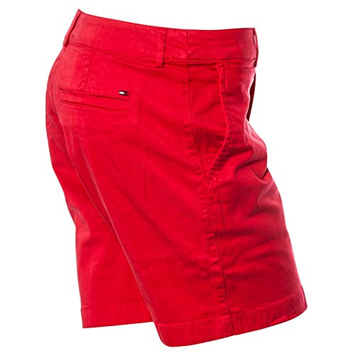 Jeans Rosso Shorts Essential Chino Tommy Fd7qwz7