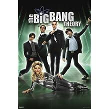 Big Bang Theory - Sci-Fi Poster Poster Print, 24x36