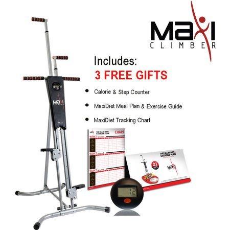 MaxiClimber Total Body Workout