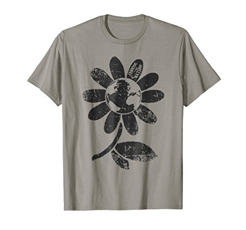 Choose nature. Earth daisy flower - T-shirt Flower Daisy