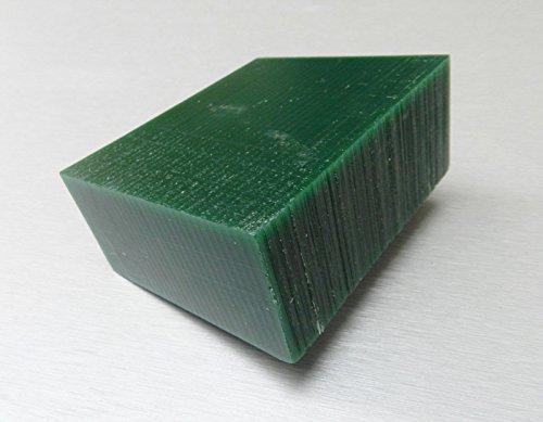 Ferris carving wax block green pound jewelry