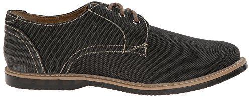 Gbx Mens Fuchure Slip-on Mocassino Nero