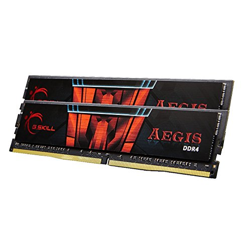 G.Skill Aegis 16 GB (2 x 8 GB) DDR4-2133 CL15 Memory