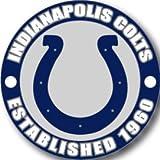 Indianapolis Colts Circle Pin