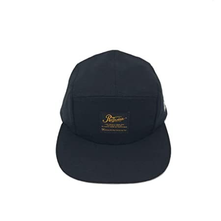 sdssup Gorra de béisbol de lengüeta Plana Sombrero de Cinco Piezas ...