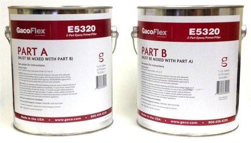 Gaco Flex Epoxy Primer E5320 Kit - 2 Gallon - Flex Primer