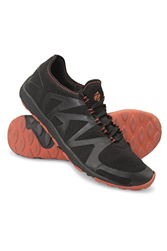 Mountain Warehouse Touch Base Barefoot Trainers Negro