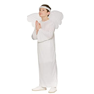 Boys Nativity Angel - Kids Costume 3 - 4 years: Amazon.es ...
