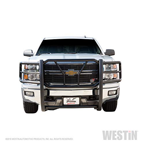 Chevy Truck Brush Guards - 8