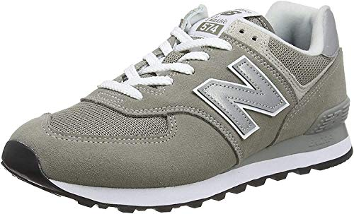 New Balance 574 Core, Baskets Homme, Grey, 42 EU 1