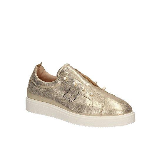 Liu Jo UB22998 Sneakers Women Platinum qkYGMFvGt5