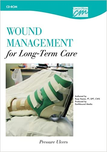 Wound Management for Long-Term Care: Pressure Ulcers (CD)