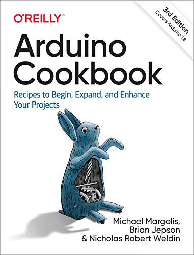Arduino Cookbook: Recipes to Begin, Expand, and