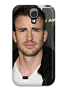 Caitlin J. Ritchie's Shop 4156014K37301768 New Chris Evans Background Protective Galaxy S4 Classic Hardshell Case