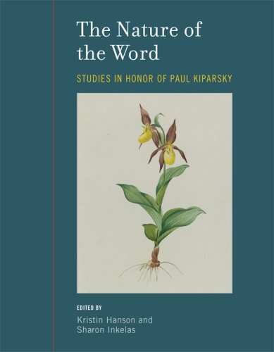 Books : The Nature of the Word: Studies in Honor of Paul Kiparsky (Current Studies in Linguistics)
