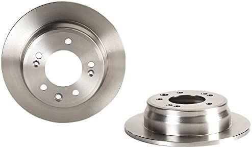 Set of 2 Brembo 08.A869.10 Rear Brake Disc