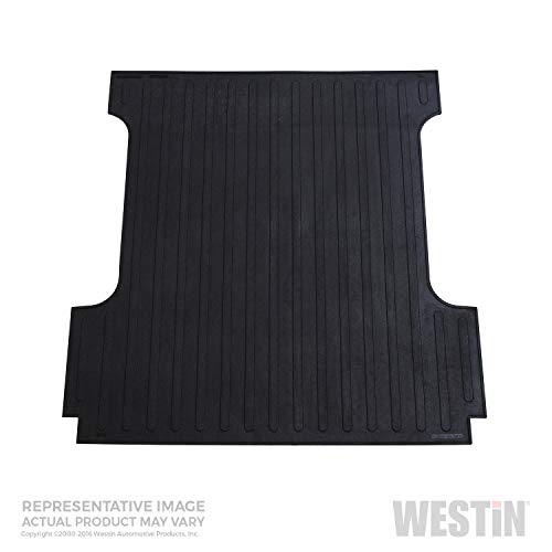 Westin Automotive Products 50-6465 Bed Mat Black Finish ()