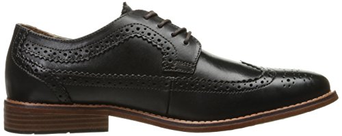 Gh Bas & Co. Mens Clinton Oxford Zwart