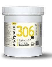 Naissance Organic Unrefined Shea Butter 500g. 100% Pure & Natural