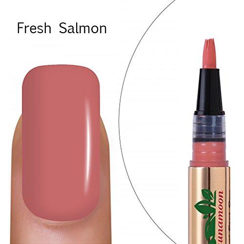 Polish Color Fresh Salmon Lagunamoon