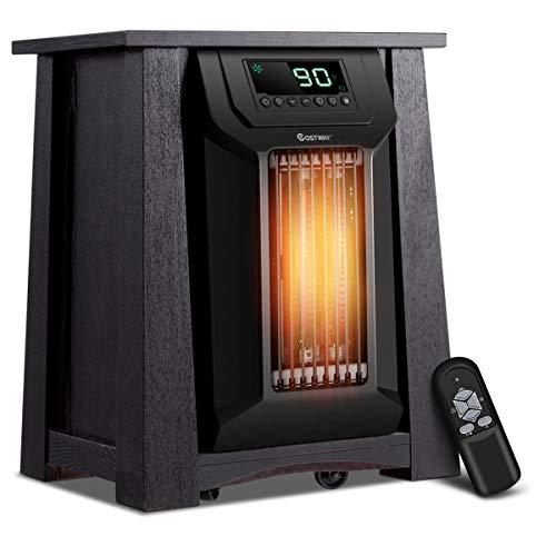 8 element infrared quartz heater - 2